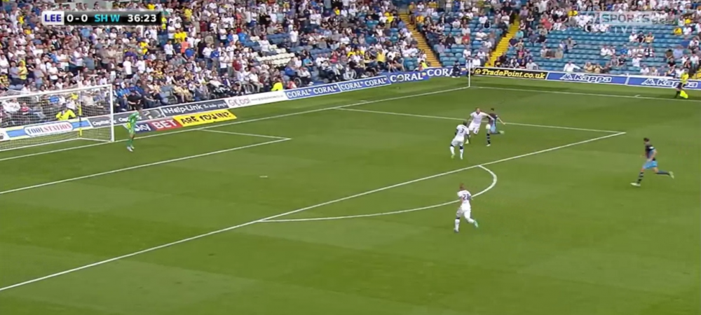 Gol SENZATIONAL marcat azi in Anglia! 'E deja printre cele mai tari din sezonul asta!' VIDEO