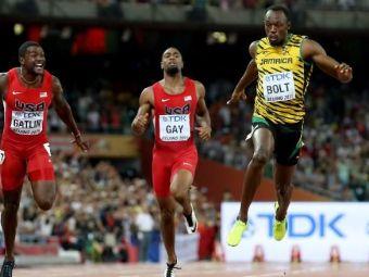ISTORIC! Bolt a luat aurul mondial in fata lui Gatlin cu cel mai bun timp al sau din acest sezon