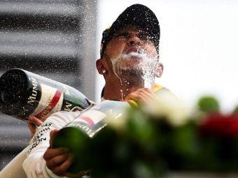 Hamilton, de neoprit! O noua victorie in fata lui Rosberg! Dubla Mercedes in Belgia! Clasamentul din Formula 1