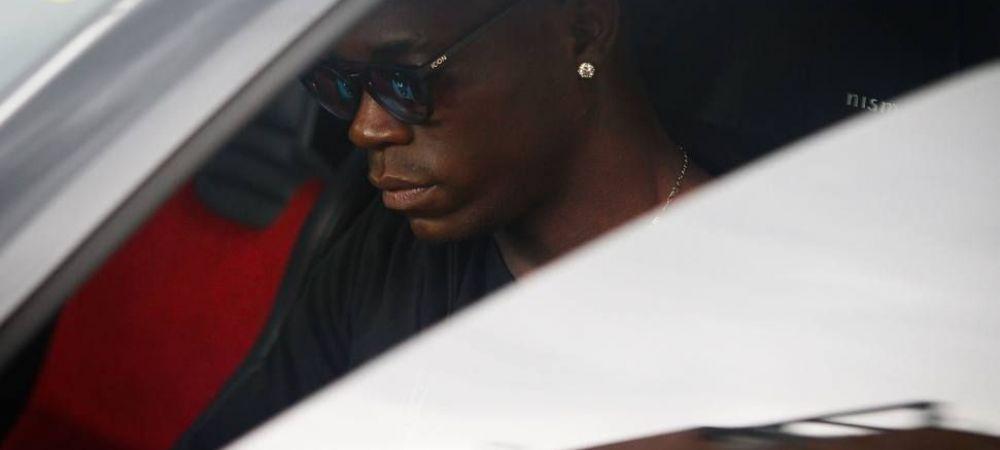 Si-a facut cadou un MONSTRU inainte de transferul la Milan! Ce super bolid de 600 CP conduce Balotelli: FOTO