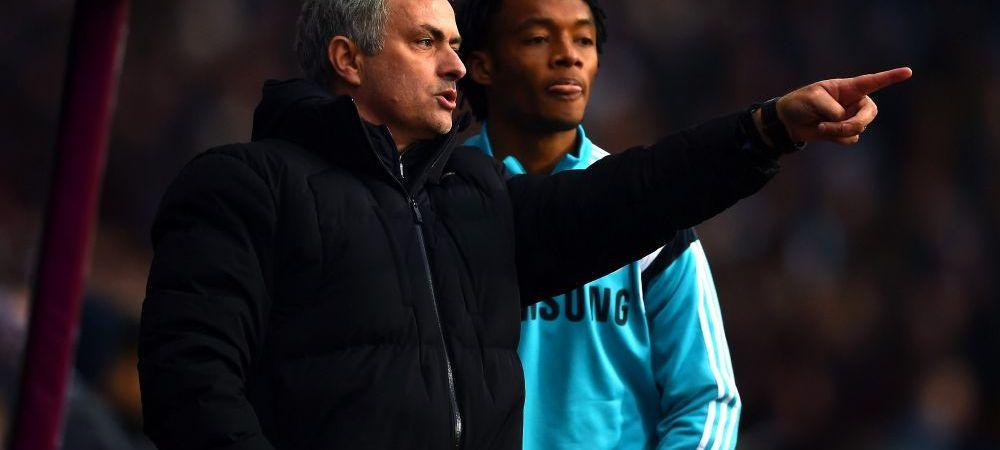 Mourinho a sacrificat un jucator de 32 de milioane dupa debutul senzational al lui Pedro: columbianul Cuadrado a fost imprumutat