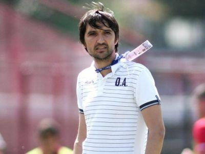 De pe banca, inapoi in iarba! La 24 de ore dupa ce si-a dat demisia de la Timisoara, Dan Alexa a debutat cu gol la noua sa echipa
