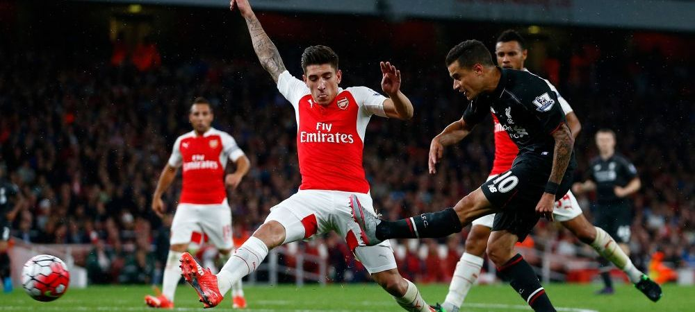 Un milion de ocazii, meci de toti banii pe Emirates, niciun gol marcat: Arsenal 0-0 Liverpool! Coutinho e genial, Giroud, Sanchez si Benteke, ratari uriase