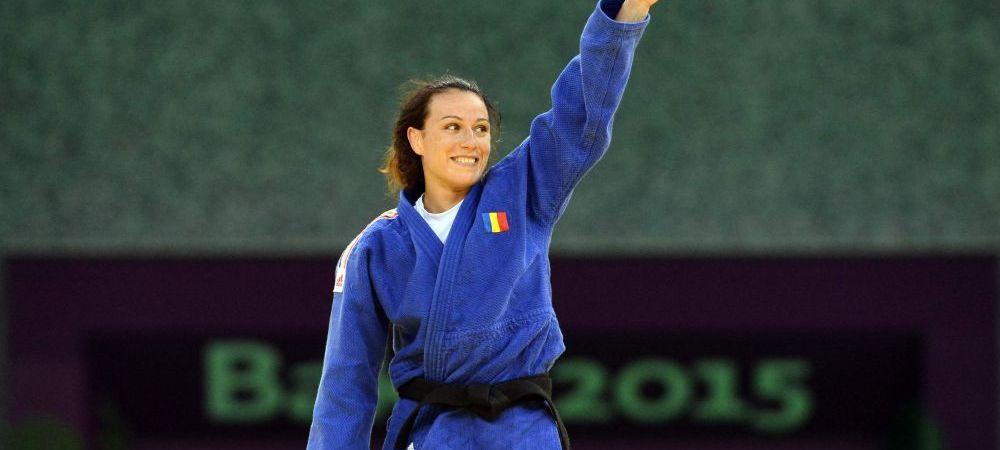 ULTIMA ORA! Andreea Chitu, medalie de ARGINT la Campionatele Mondiale de Judo!