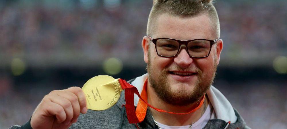 Povestea fabuloasa a unui medaliat cu aur la Campionatele Mondiale de la Beijing: s-a imbatat de fericire, dar apoi a realizat ce prostie a facut