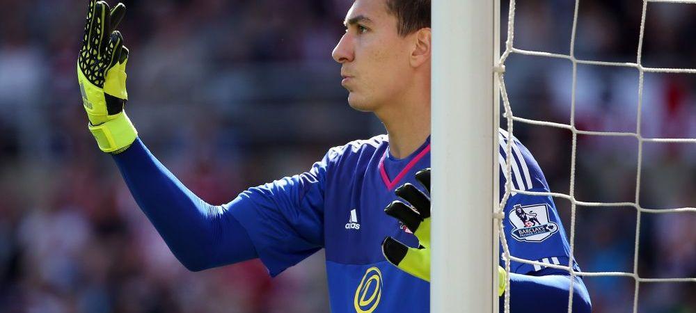 Pantilimon a luat trei goluri in 25 de minute, dar Sunderland merge mai departe in Cupa Ligii Angliei! VIDEO