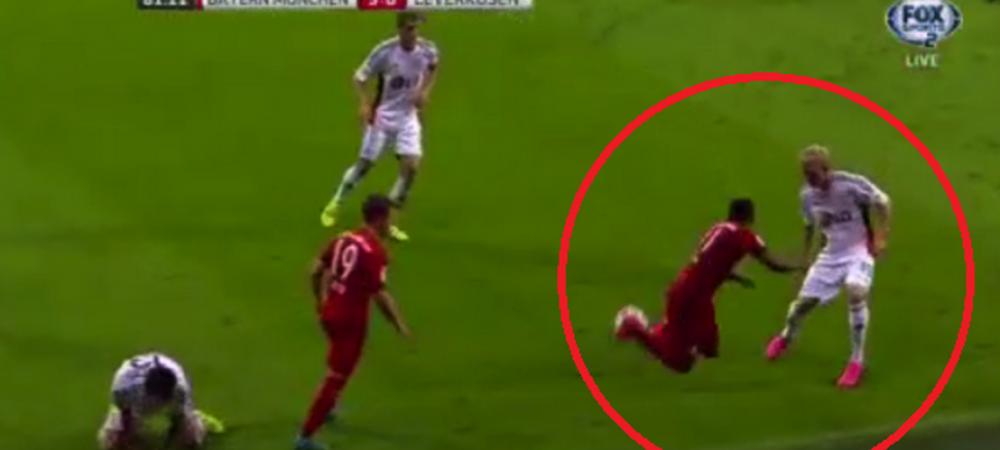 Dribling HALUCINANT reusit de Douglas Costa! Brazilianul inventat de Mircea Lucescu face minuni in Bundesliga! VIDEO
