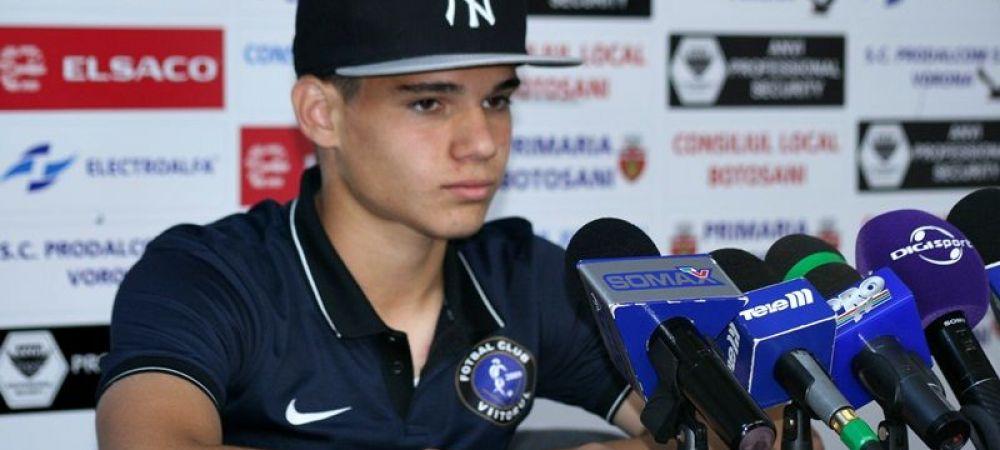 """Steaua vrea sa il cumpere, Ianis vrea sa ii bata. """"Mergem sa castigam, nu o sa jucam cu frica"""" VIDEO"""