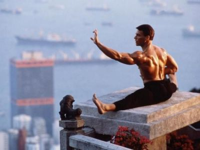 SUPER FOTO | Il stii pe Jean Claude Van Damme ca fiind durul din filmele de actiune, dar nu-ti imaginezi cum arata cand era copil