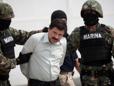 FOTO FABULOS   Ce a ramas dupa disparitia celui mai mare traficant de droguri in lume. Cum arata garajul lui EL CHAPO, sigilat de autoritati