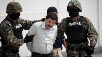 FOTO FABULOS | Ce a ramas dupa disparitia celui mai mare traficant de droguri in lume. Cum arata garajul lui EL CHAPO, sigilat de autoritati