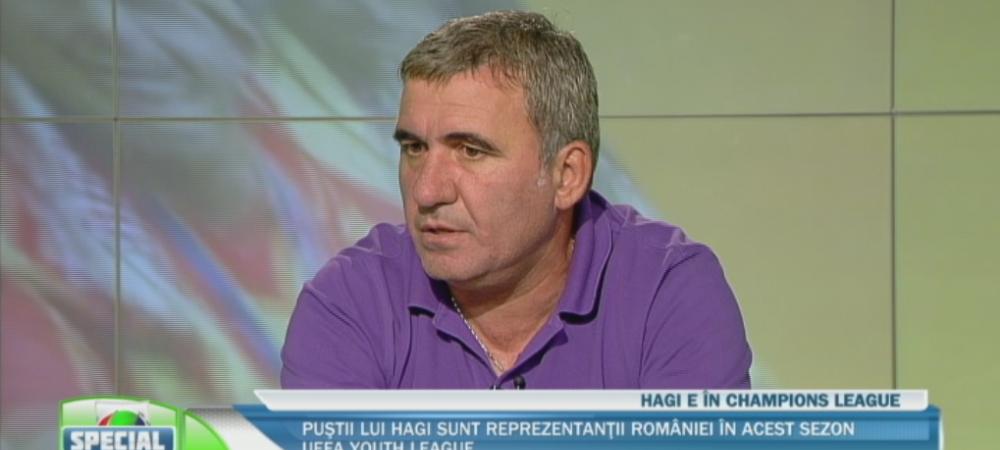 """Hagi a detonat BOMBA in direct la Sport.ro: """"Am facut o oferta pentru Budescu dar e scump. E jucatorul meu preferat din Liga I"""""""