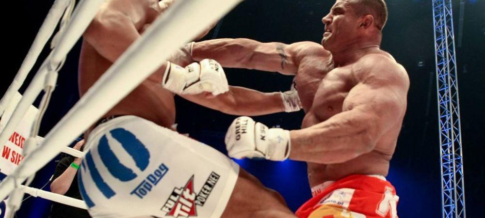 Cum arata Mariusz Pudzianowski atunci cand nu urca in ring! Muschii care au facut istorie nu mai sunt la fel! FOTO