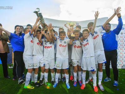 Maroc, VENIM! Academia Hagi joaca pentru Romania la Cupa Natiunilor Danone si viseaza la inca un parcurs de senzatie, dupa cel de anul trecut. Ce au facut pustii in Brazilia