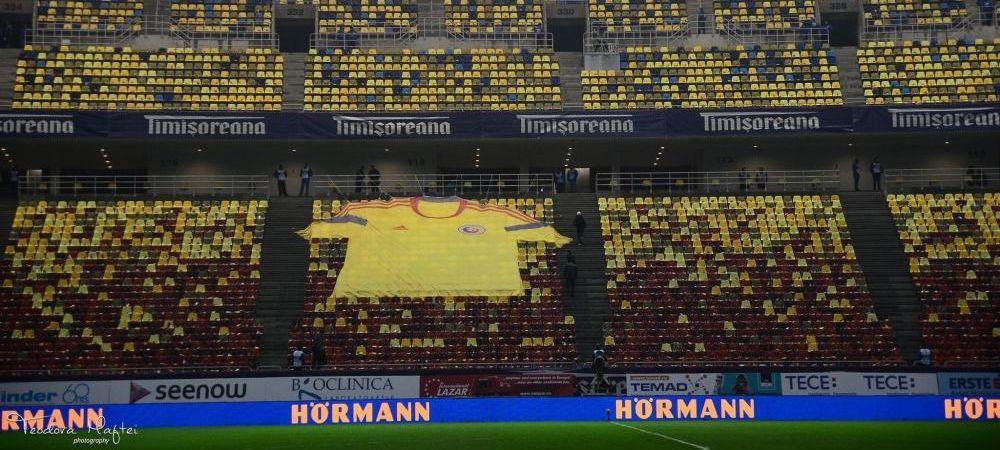 Cum se poate trezi Romania fara suporteri la Budapesta. Comunicatul postat de FRF inaintea meciului de foc cu Ungaria