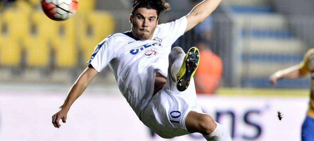 In iarna visa la un transfer la Steaua, acum se va duela cu Ajax si PSV! Ce spune al doilea golgheter al sezonului trecut dupa transferul in Olanda
