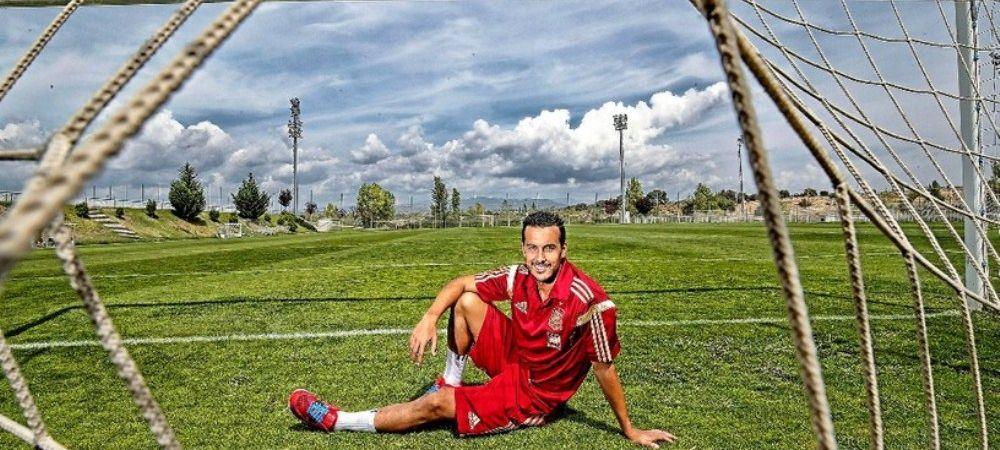 """Mi-a fost foarte greu sa plec de la Barcelona!"" Pedro vorbeste in premiera despre impactul intalnirii cu Mourinho in vestiar"
