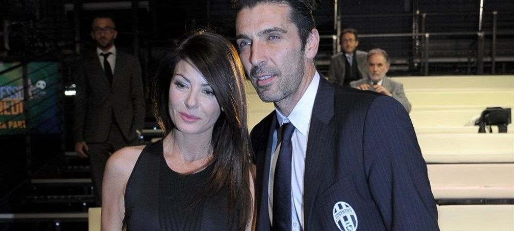 Buffon, in culmea fericirii! Una din cele mai frumoase femei din Italia ii va darui un copil!