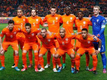 Au stors Portocala Mecanica   Situatie incredibila pentru Olanda: risca sa rateze prima calificare dupa 14 ani la un turneu final. Islanda, lider in grupa