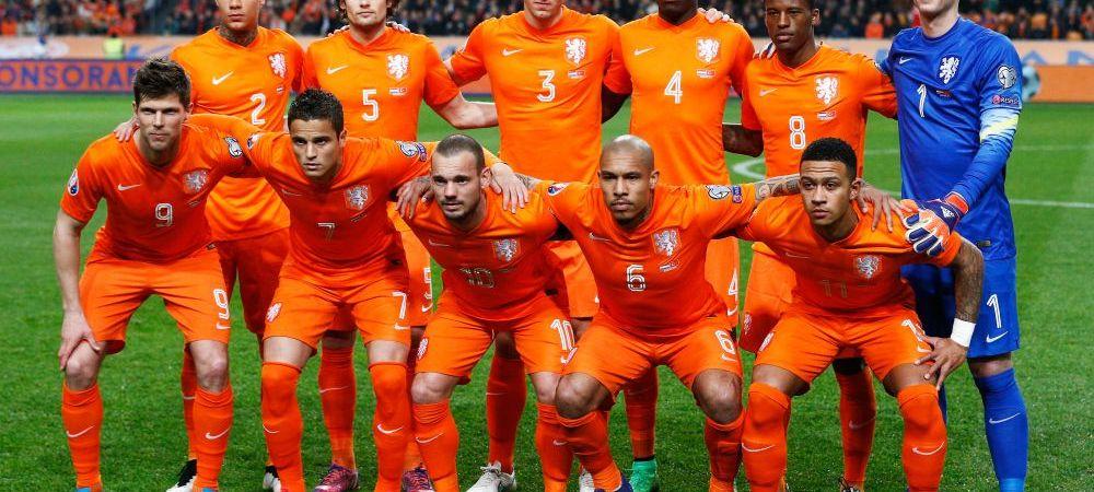 Au stors Portocala Mecanica | Situatie incredibila pentru Olanda: risca sa rateze prima calificare dupa 14 ani la un turneu final. Islanda, lider in grupa