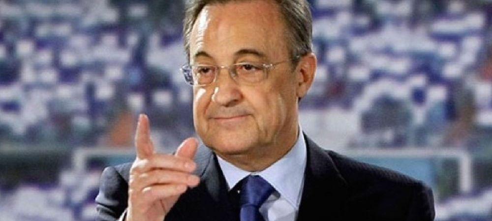 Transfer de 5 stele facut la Real Madrid! Atacantul anuntat chiar de Florentino Perez vine sezonul viitor