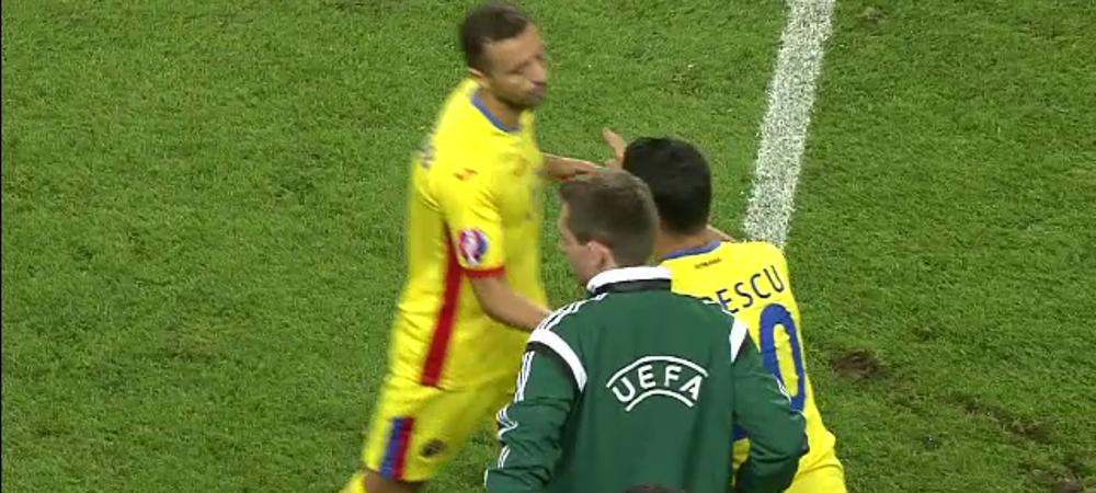 """""""E foarte bine ce a facut Iordanescu!"""" Reactia surprinzatoare a lui Budescu dupa meciul cu Ungaria"""