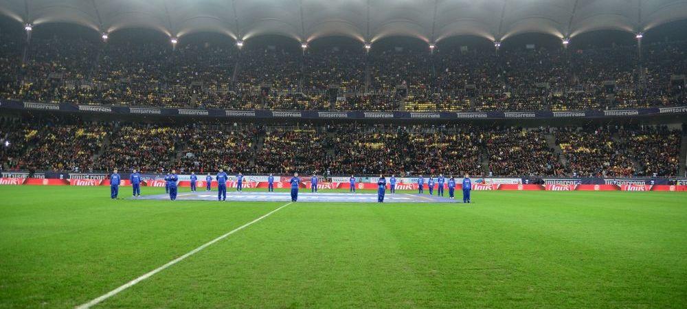 TOATA LUMEA LA STADION! Cate bilete s-au dat pana azi pentru meciul cu Grecia! Nationala se pregateste de o atmosfera nebuna