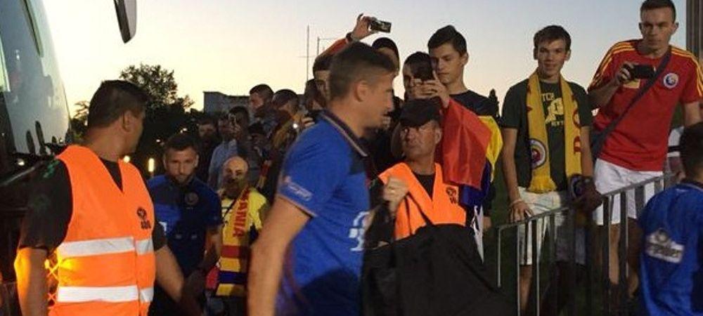 Se anunta FOURTUNIS! Romania OARECARE a jucat pe versurile lui Smiley si a plecat de pe National Arena cu capul in pamant. Ce s-a intamplat la Romania - Grecia