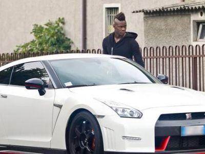 """Balotelli a comis-o la cateva zile de la revenirea in Italia: """"Imi pare rau, n-am stiut!"""" Cu ce viteza a fost surprins in trafic"""