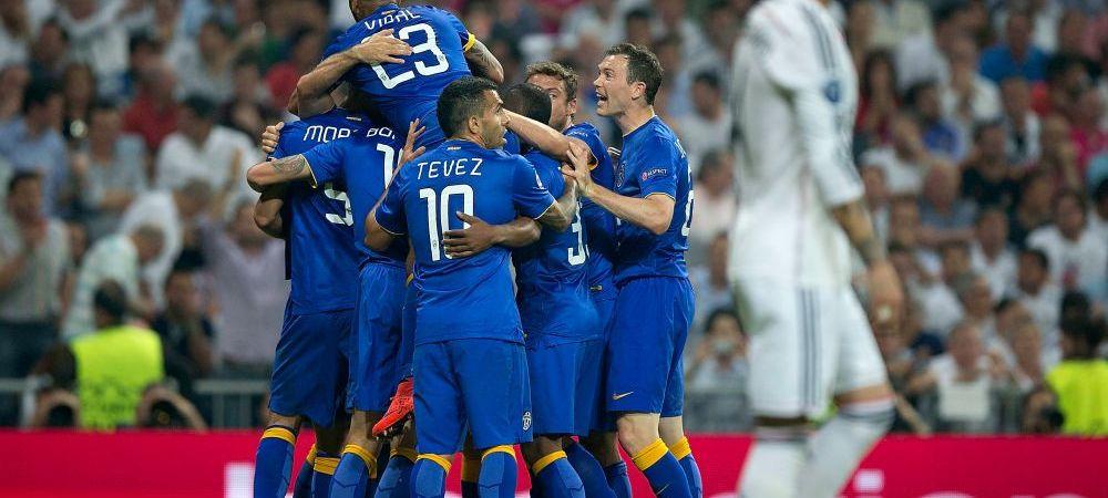 """Cea mai buna echipa din Serie A 2014/2015! Atacantii lui Juventus sunt """"colegi"""" cu legendarul Luca Toni, care a dat 23 de goluri la 38 de ani!"""