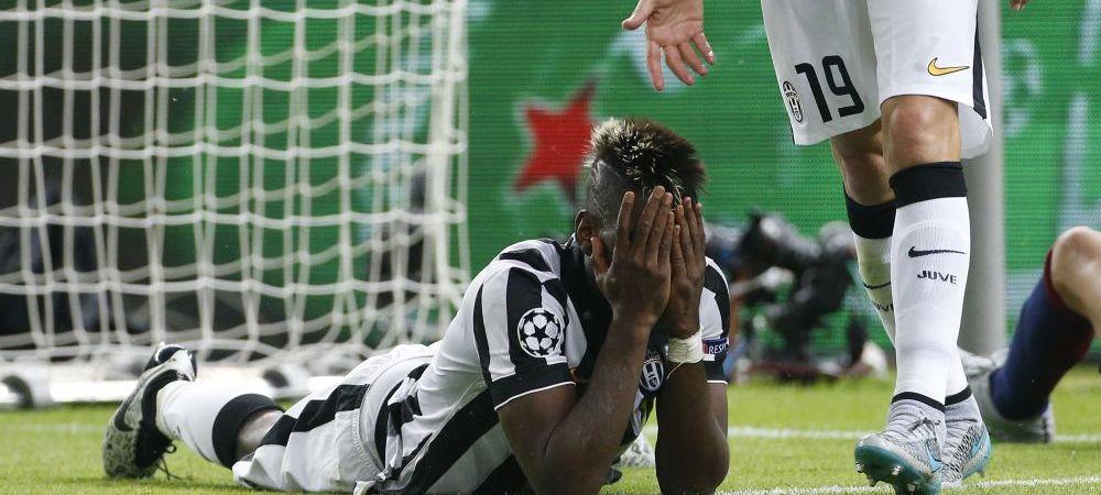 Cum arata topul celor mai bine platiti jucatori din Italia: Pogba, starul lui Juventus, este abia pe locul 3