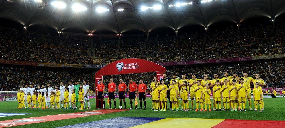 Romania, in urna a TREIA la tragerea pentru EURO! Cu cine putem pica, daca ne calificam la turneul de la Paris!