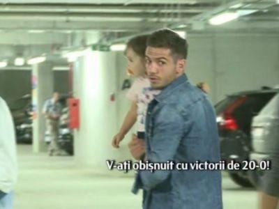 """""""V-ati obisnuit cu victorii de 20-0!"""" Chipciu, iritat dupa egalul Romaniei cu Grecia! Ce reactie a avut la iesirea din stadion"""