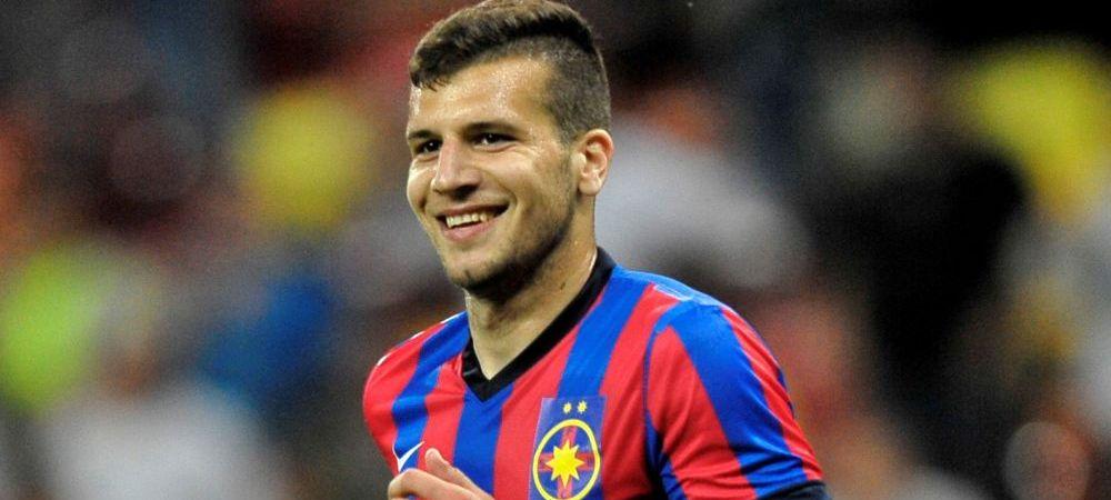 La 24 de ore dupa ce Steaua a anuntat ca l-a dat afara, Tucudean si-a gasit deja echipa LA LONDRA!