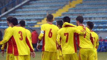 Dubla senzatie a lui Paun si gol marcat de Puscas! Romania U21 castiga cu 3-2 in Armenia in preliminariile Euro 2017