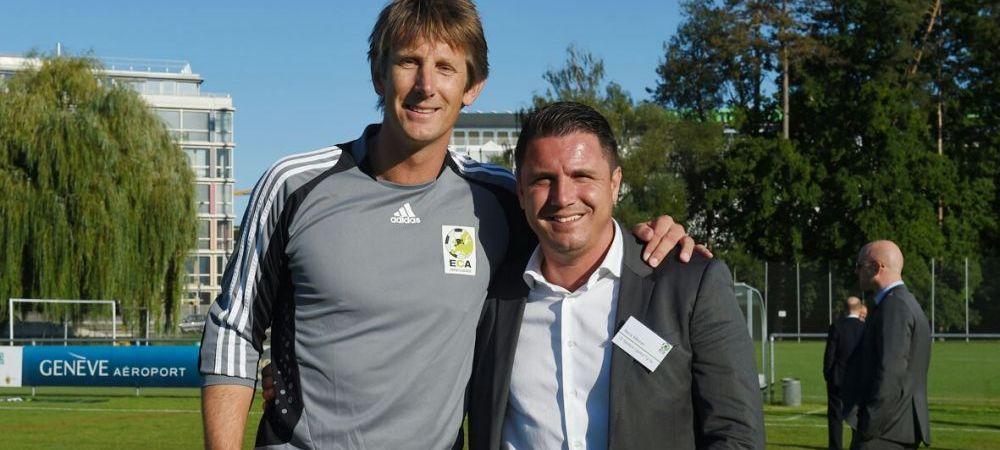 Narcis Raducan se antreneaza pentru Liga Campionilor. :) Prezenta de 5 stele pentru Pandurii in Europa