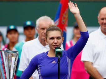 """Cum a ajuns Simona Halep """"singura speranta a tenisului feminin"""". Modelul Simonei ii intoarce acum favorul: """"E singura care o poate opri pe Serena"""""""