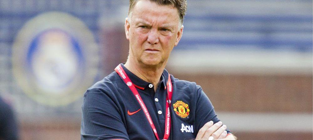 Van Gaal si-a numit succesorul pe banca lui United! Cine e omul care a comandat din umbra transferul COLOSAL al lui Martial