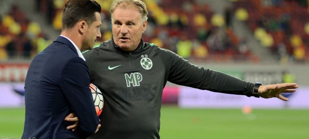 BOMBA la Steaua! Pedrazzini a plecat. Cine e noul antrenor principal al Stelei