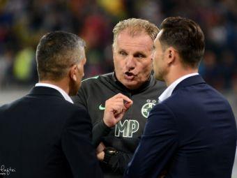 """EXCLUSIV: Prima reactie a lui Pedrazzini dupa ce a plecat de la Steaua! """"Nu banii sunt problema!"""" Motivul real al demisiei"""