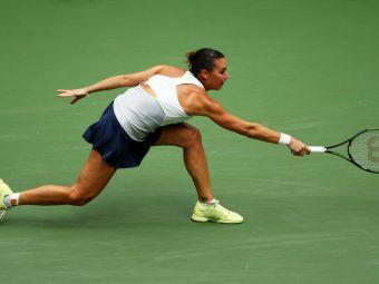Flavia Pennetta, prima finala de Grand Slam a carierei, la 33 de ani. Prima reactie a italiencei, dupa ce a eliminat-o pe Simona Halep