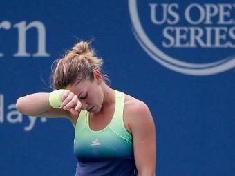 """""""Nu se poate sa joci asa, mai ales cand esti numarul 2 WTA! E dezarmant"""". Reactia legendarului Mats Wilander, dupa socul de la US Open"""