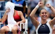 GALERIE FOTO | Filmul unei semifinale dramatice. Simona Halep a ratat sansa unei finale la US Open, dupa ce a prins-o pe Flavia Pennetta intr-o zi formidabila