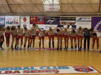 CALIFICAREEE! HCM Baia Mare s-a calificat din nou in grupele Ligii Campionilor, dupa 32-21 cu Esbjerg!