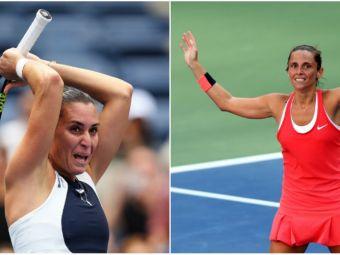 "Mambo italiano la US Open :) Italienii, in extaz inaintea finalei de la US Open: ""E cea mai frumoasa zi din istoria tenisului"""