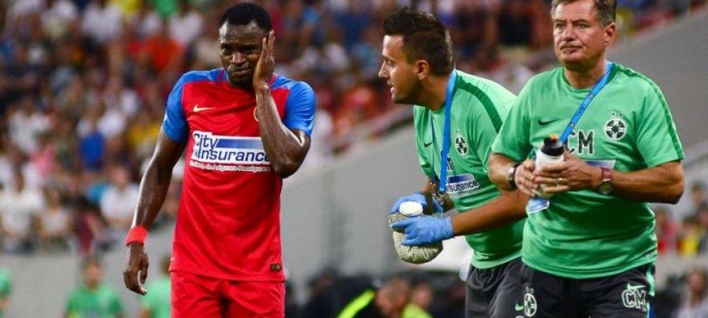 """O sa va dau din casa acum, ca sa stiti cum pune Radoi problema"" Cei doi jucatori aflati pe LISTA NEAGRA la Steaua"