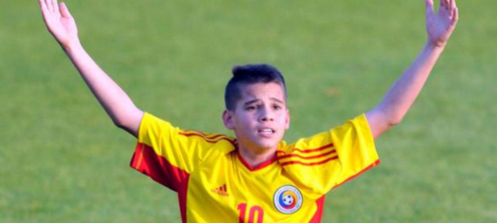 'Intr-un an, Ianis va fi gata sa joace pentru nationala mare a Romaniei!' Anuntul unui jucator BIJUTERIE din Liga I