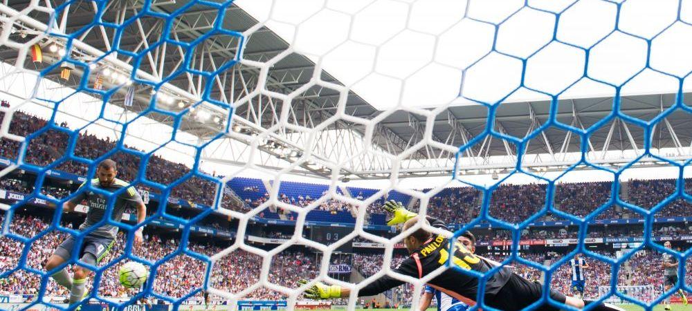De 40 de ani la Real Madrid nu s-a mai intamplat asa ceva! Cum a fost uitat De Gea in 270 de minute