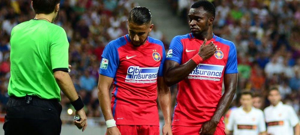 """La el nu e lipsa de valoare, e delasare. Crede ca la Steaua e varful carierei"" Ce jucator transferat in vara e acuzat ca a uitat sa joace fotbal"