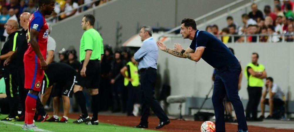 """""""Steaua e vai de mama ei. E o echipa submediocra!' Cine ii face PRAF pe jucatorii lui Radoi dupa infrangerea de la Timisoara"""